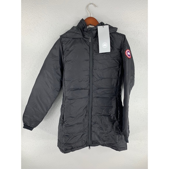 a6a516d1360 Canada Goose Ladies Camp Hooded Jacket 2-34C NWT